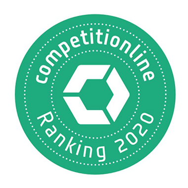Competitionline Ranking